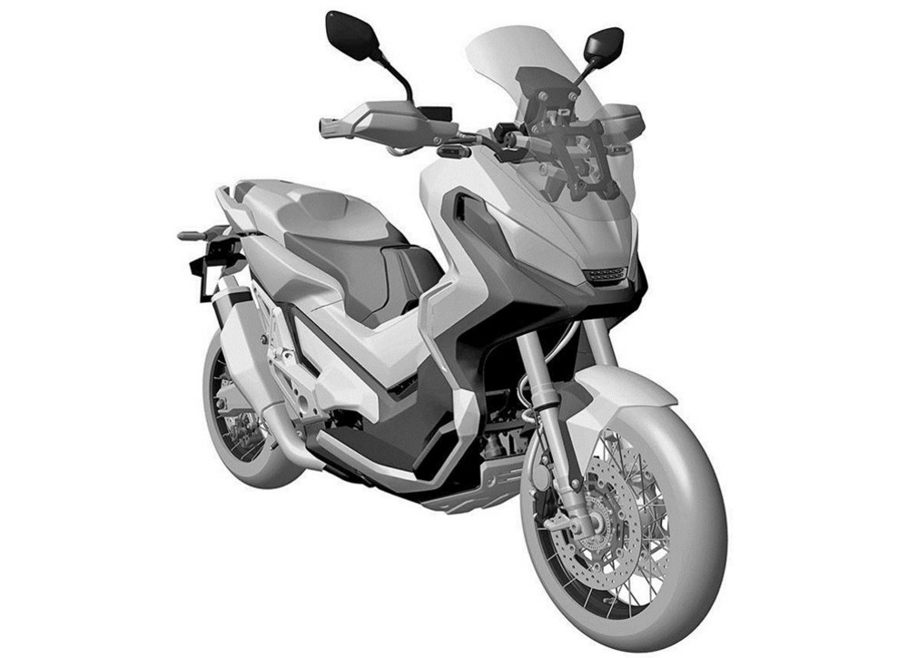 Honda X ADV Scooter Confirmed For EICMA 2016