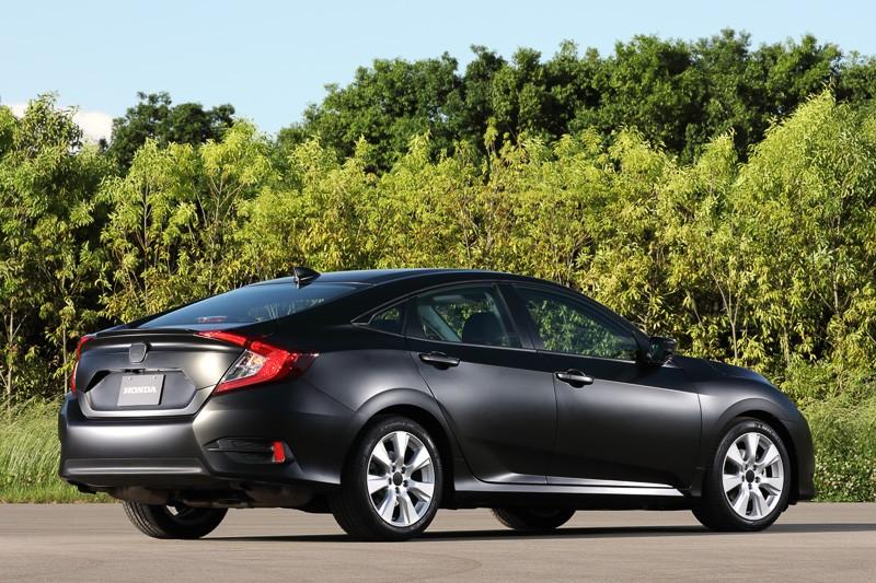 Honda Civic Getting 8-Speed Twin-Clutch Gearbox, Prototype Built in ...