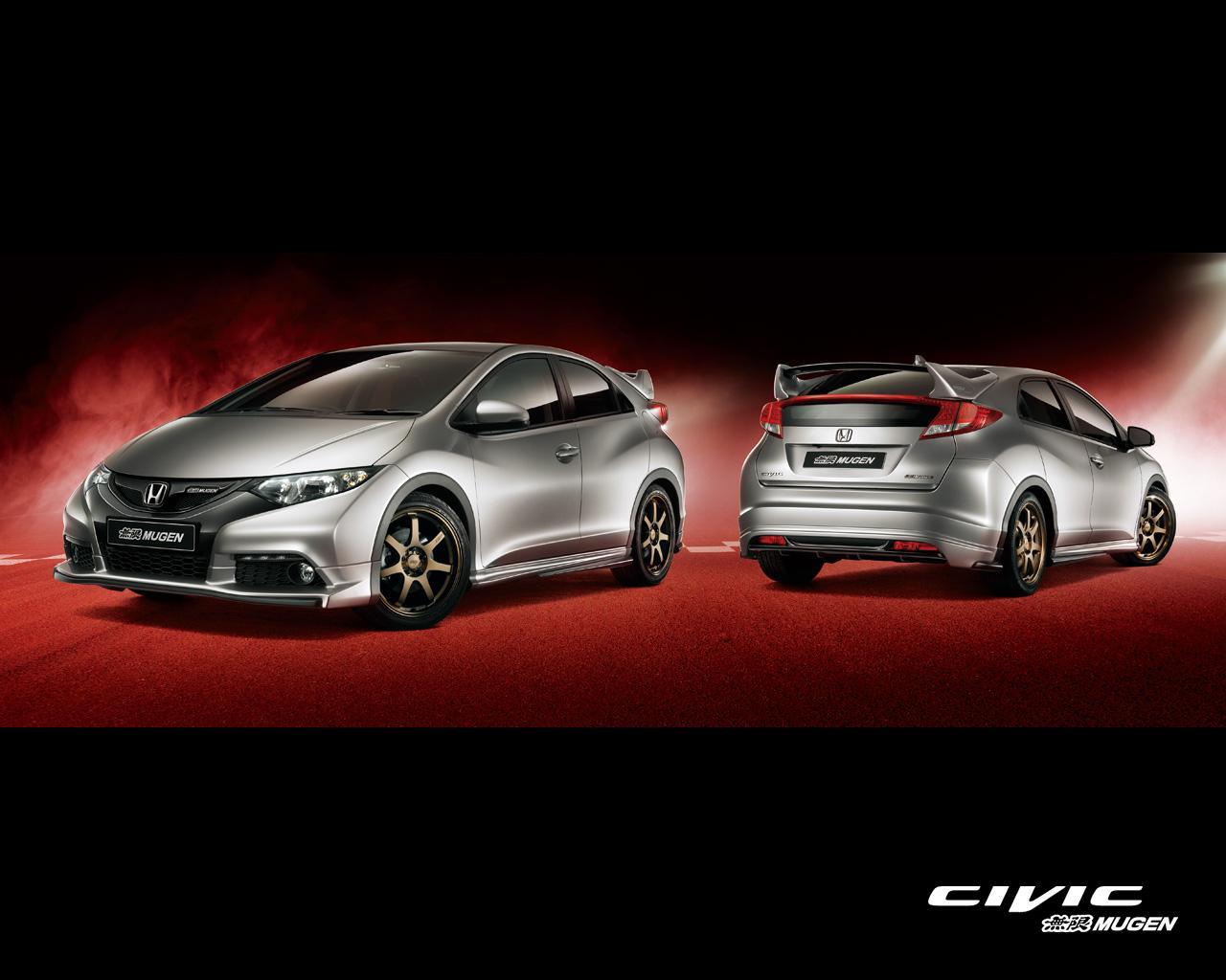Honda Civic Colors >> Honda Civic Hatchback Gets Mugen Styling Pack - autoevolution