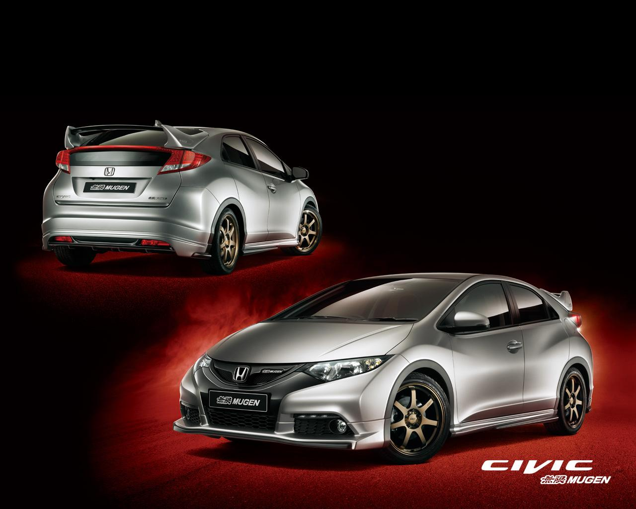 Honda civic hatchback gets mugen styling pack autoevolution for Honda civic hatchback 2013