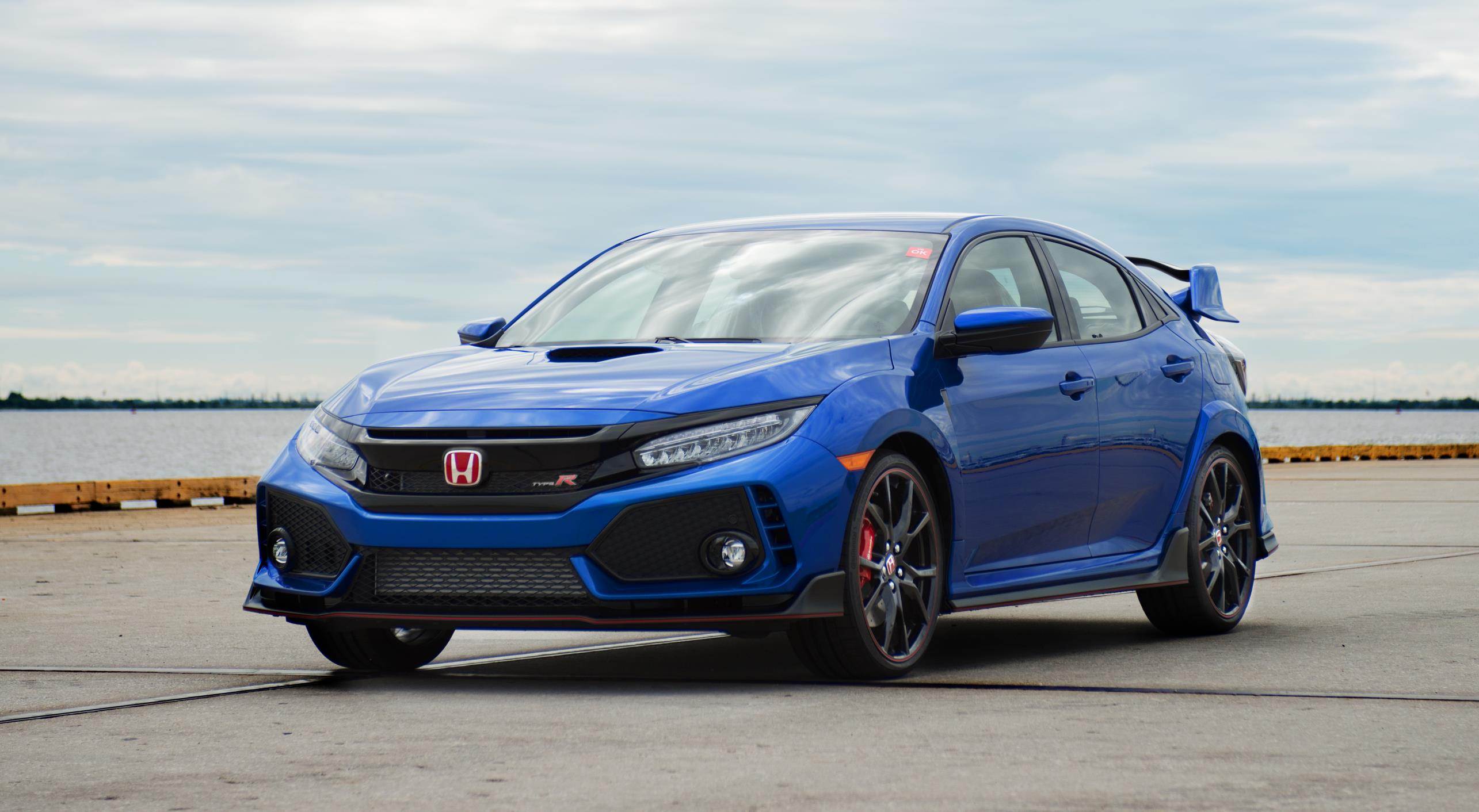 First US Spec 2017 Honda Civic Type R VIN 01