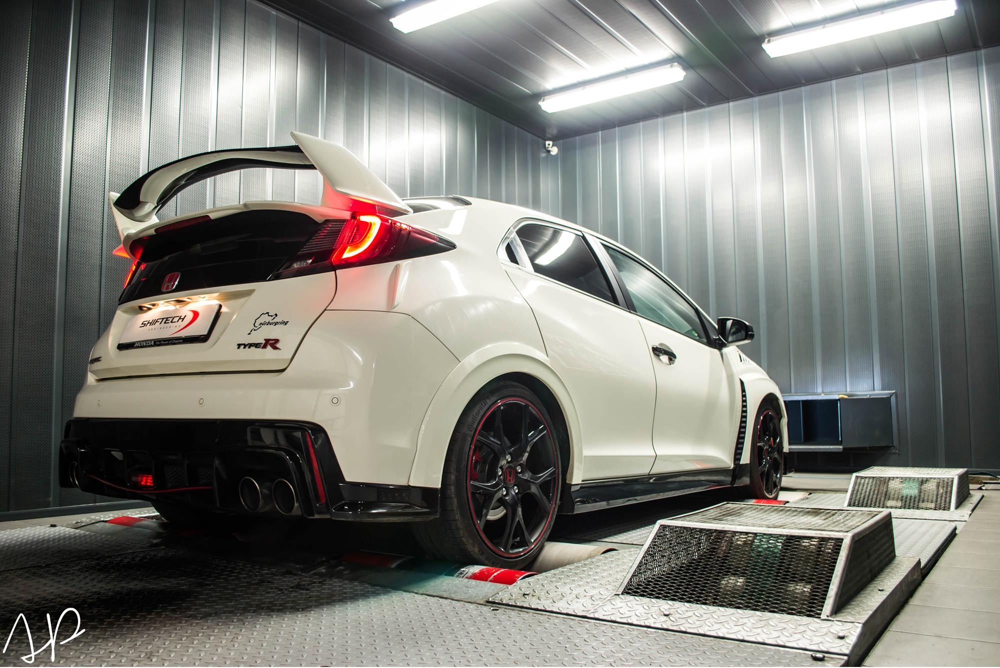 Honda Civic Type R Turbo Engine Tuned to 356 PS by ...