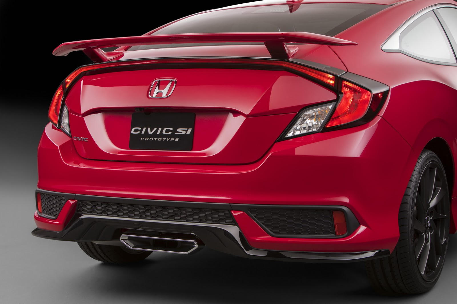 honda confirms 2017 civic si will get 1 5 vtec turbo autoevolution. Black Bedroom Furniture Sets. Home Design Ideas