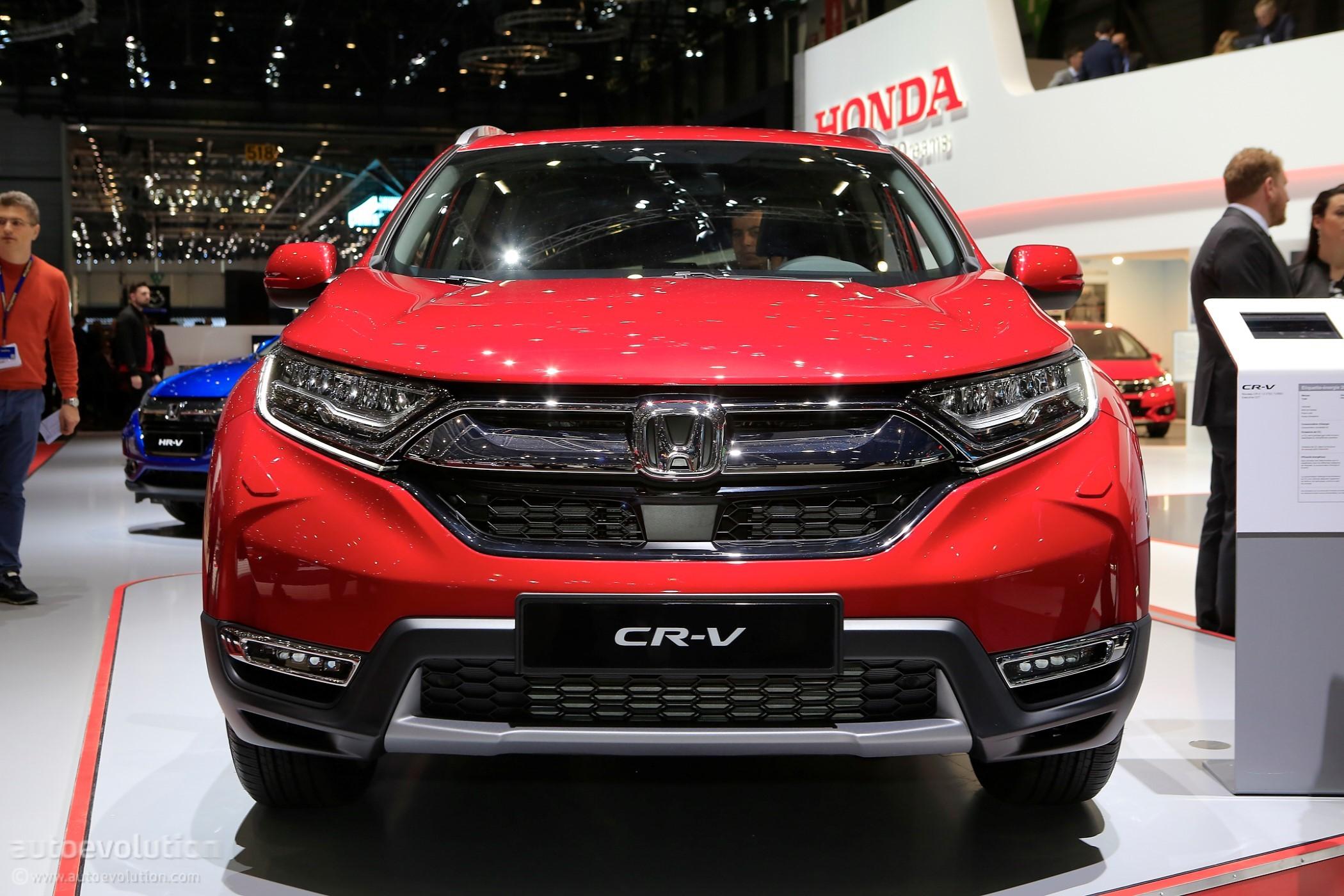 Honda CR-V 1.5 VTEC Turbo Suspected Of Engine Problem ...