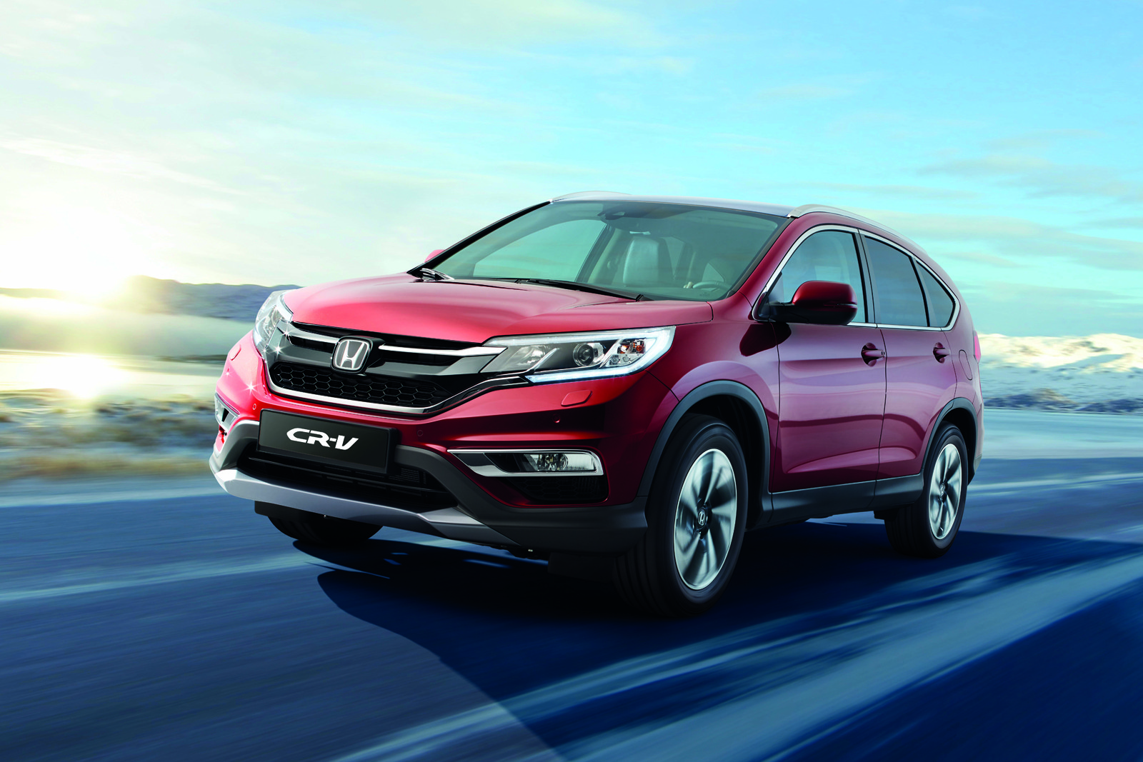 honda cr v facelift unveiled for the european market autoevolution. Black Bedroom Furniture Sets. Home Design Ideas