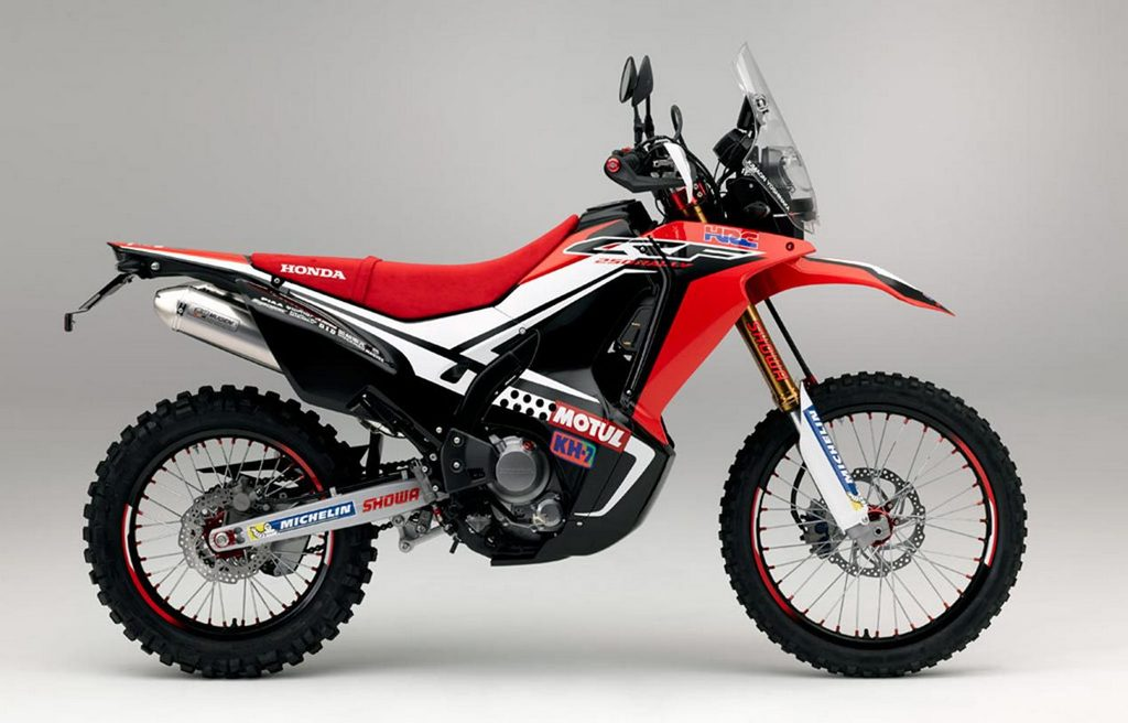 Honda CRF250 Rally to Become Reality, Heading for Production - autoevolution