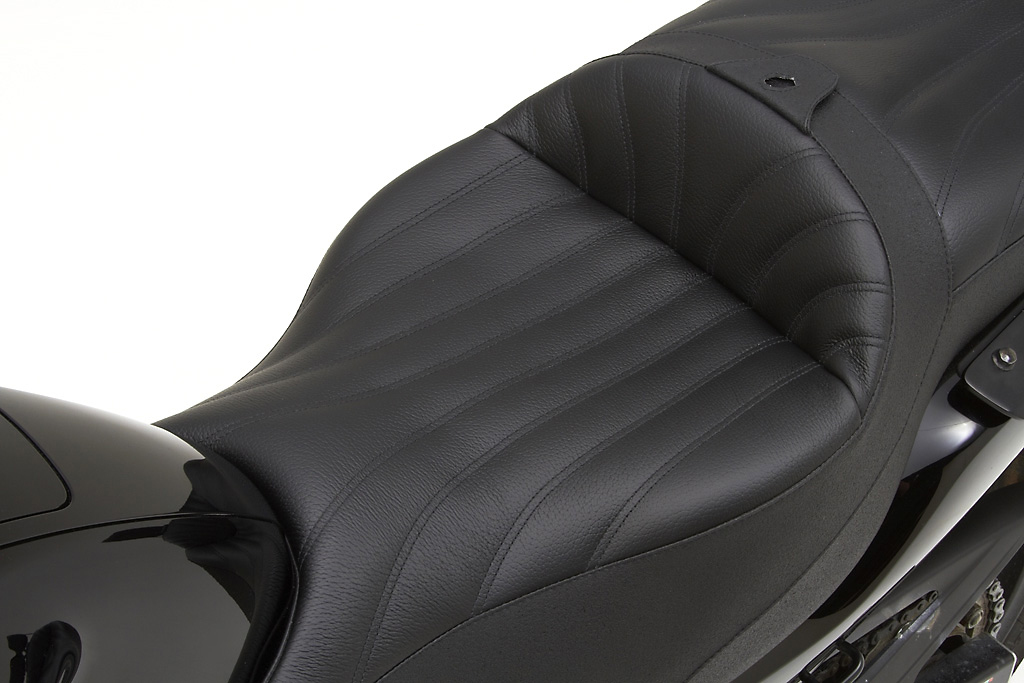 Honda Ctx 700 And 700n Get Corbin Saddles Autoevolution