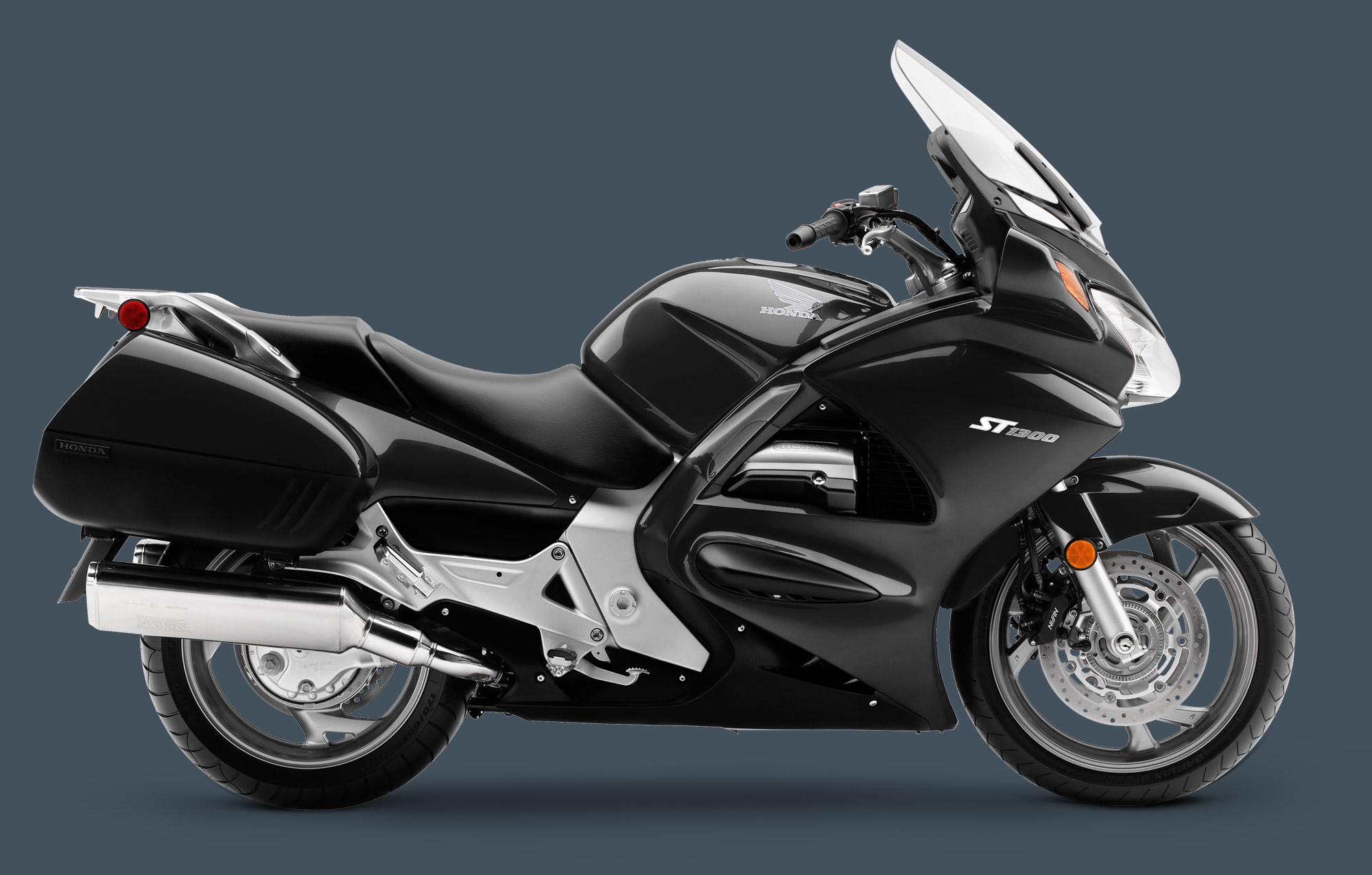 Honda Ctx1300 Based Sport Tourer Rumored To Replace The St1300 Pan European
