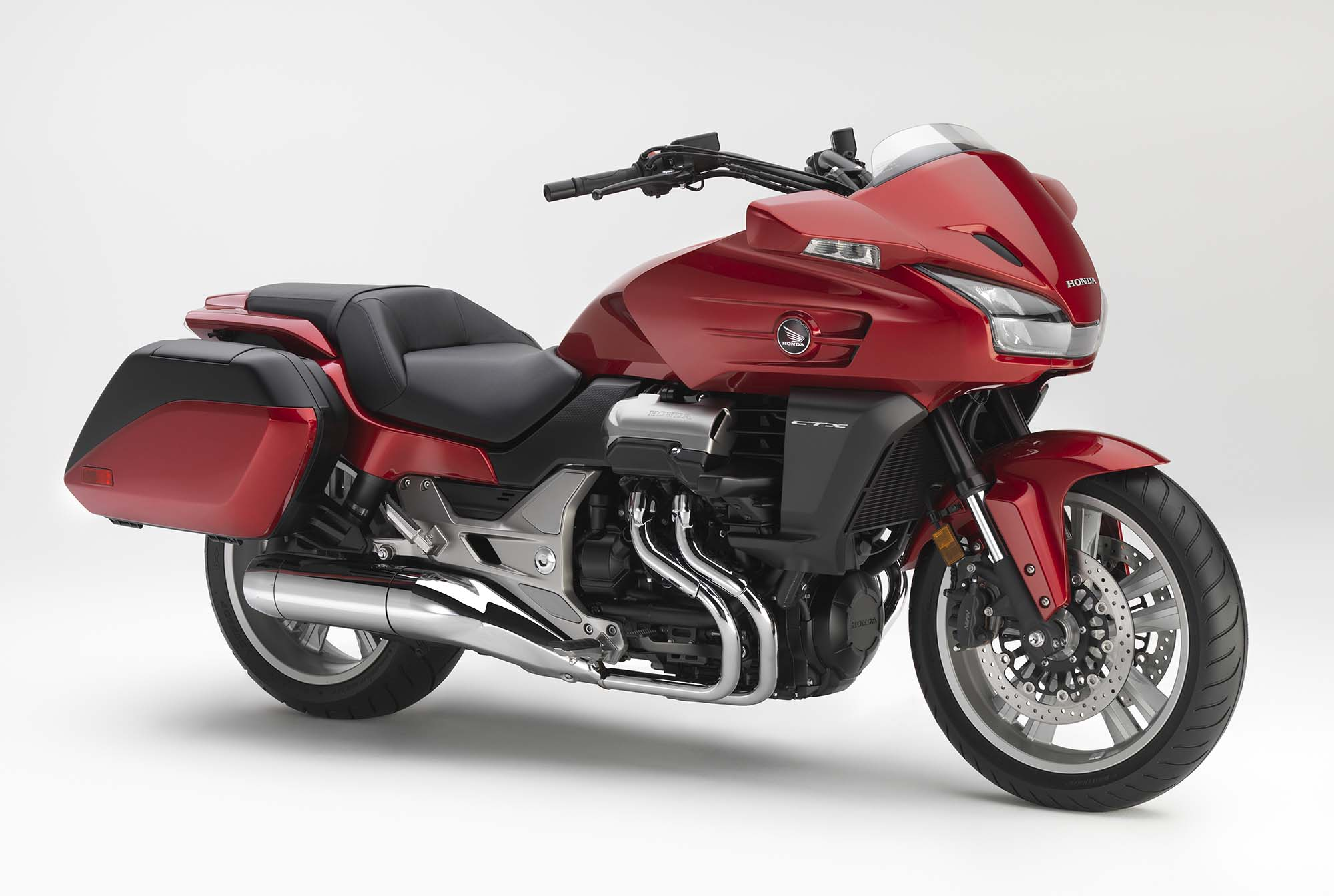 Honda Ctx1300 Based Sport Tourer Rumored To Replace The