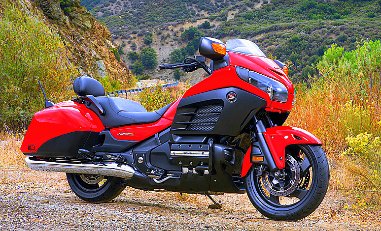 honda details the f6b deluxe package custom green one