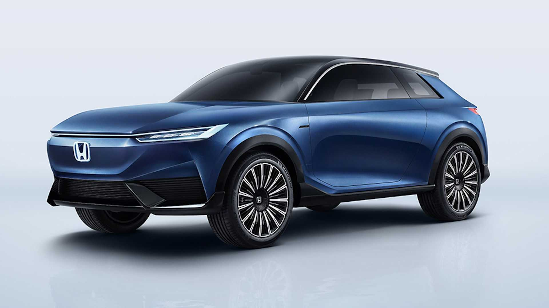 Honda shows intent on EVs, unveils SUV e:concept