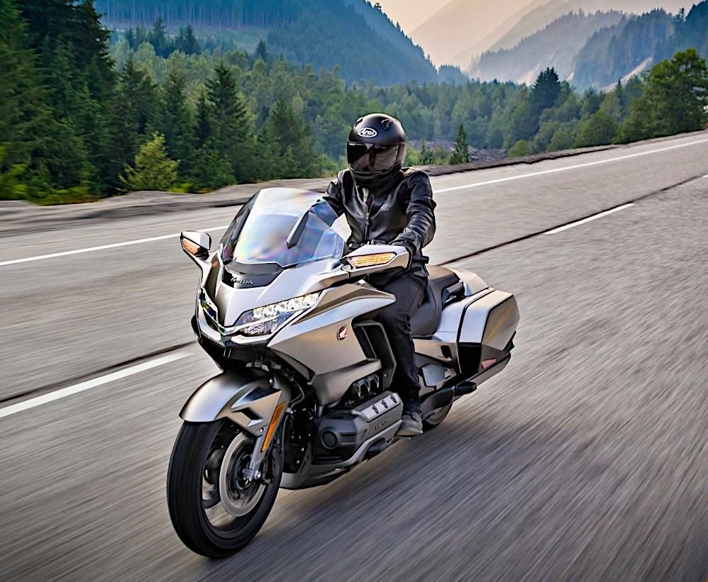 Photos 2021 Honda Goldwing Trike