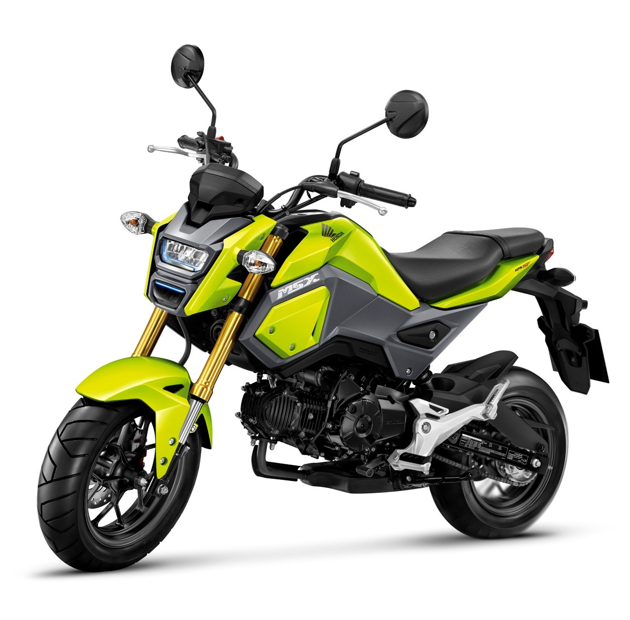 honda grom msx125sf looks cool in this 5 part video story autoevolution. Black Bedroom Furniture Sets. Home Design Ideas