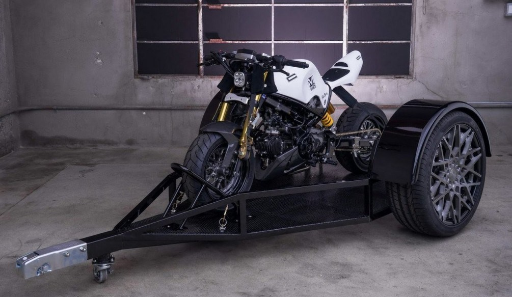 Honda Grom Turns into a Spectacular Streetfighter - autoevolution