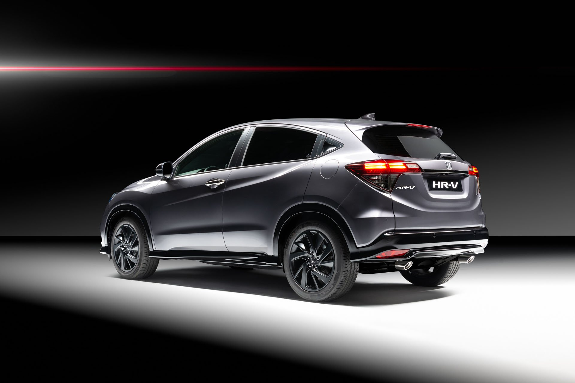 Honda Type R For Sale >> Honda HR-V Sport Gets 1.5L VTEC Turbo Engine With 182 HP ...