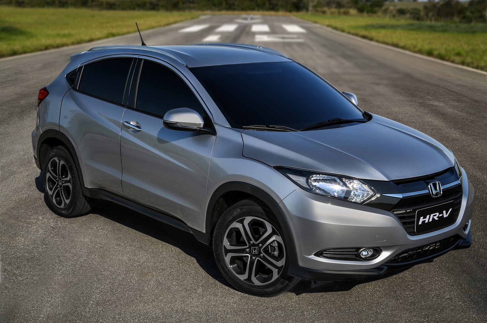Honda HR-V (Vezel) Gets Watered Down for Brazil Market - autoevolution