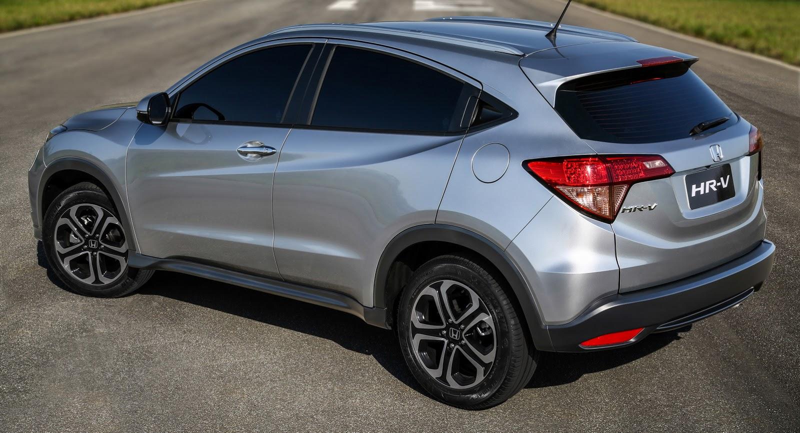 Honda HR-V (Vezel) Gets Watered Down for Brazil Market - autoevolution