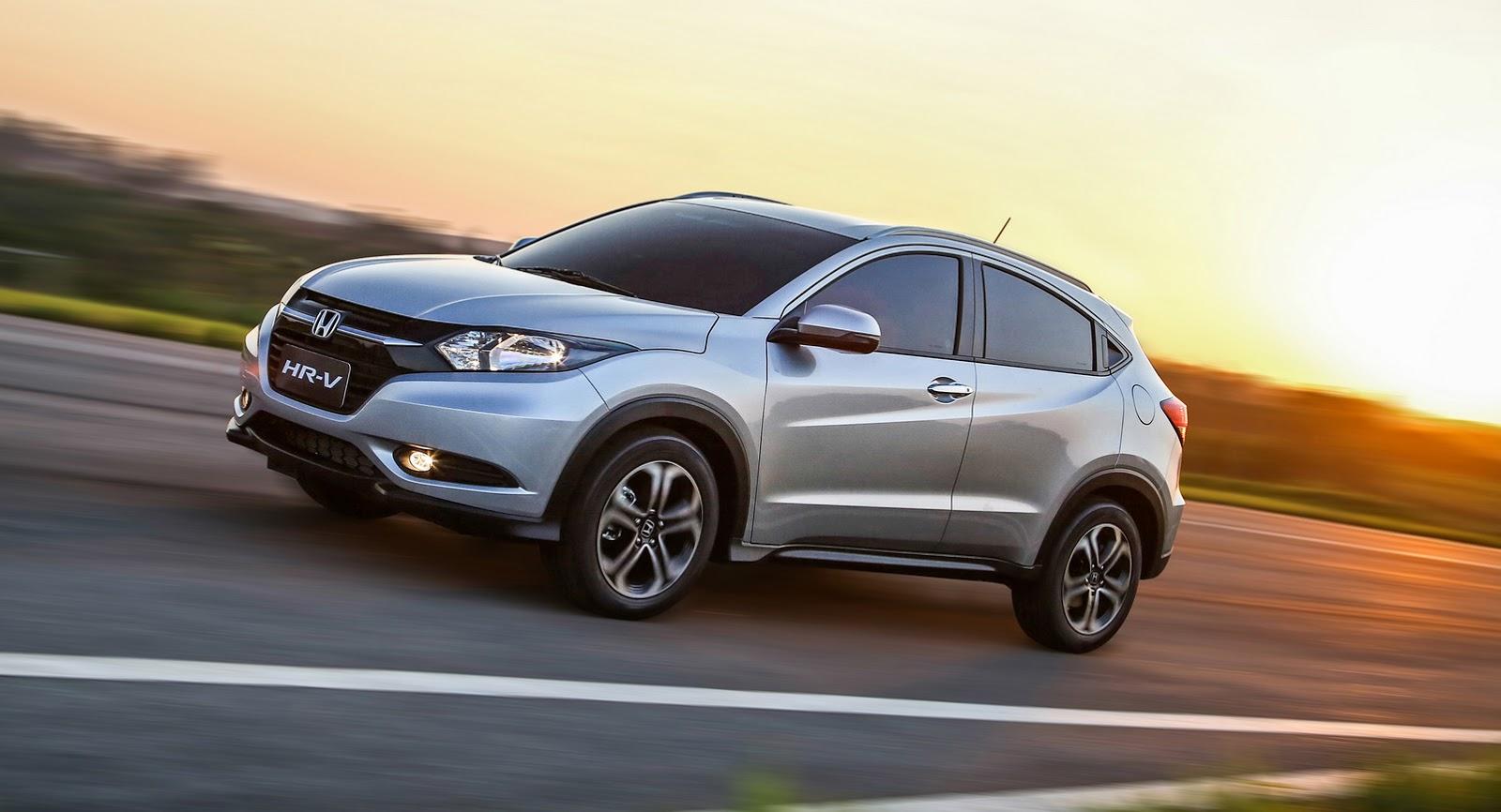 Honda HR-V (Vezel) Gets Watered Down for Brazil Market ...