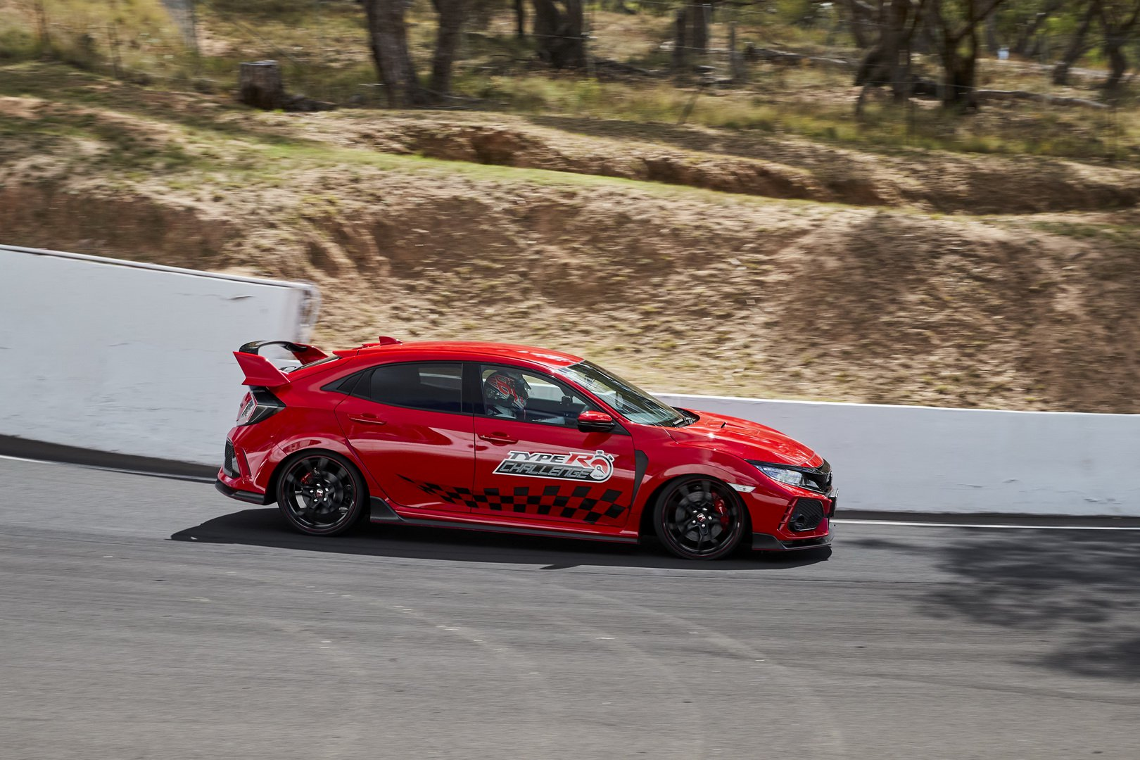 Win the New Honda Civic Type R with the