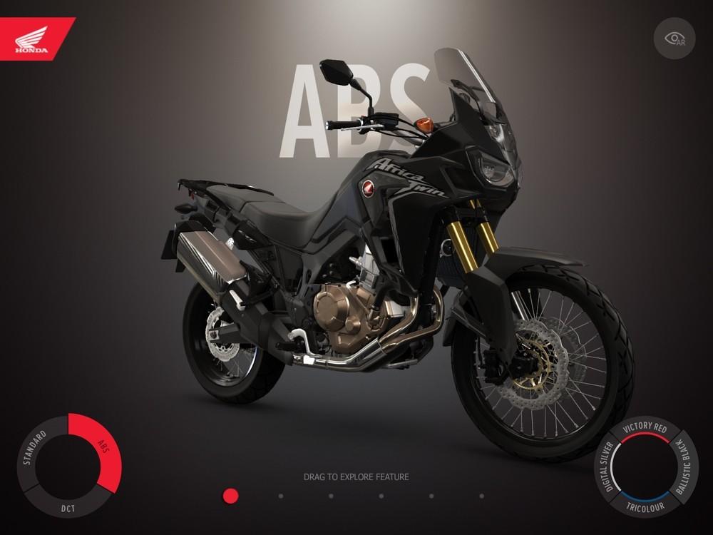 Honda Launches Africa Twin App - autoevolution