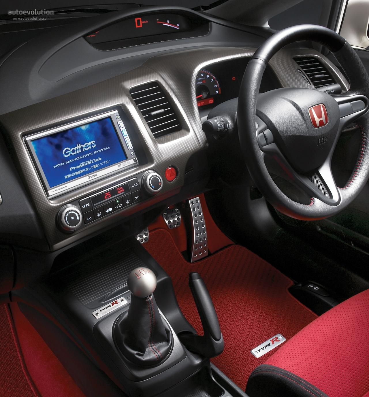 Honda Launches Civic Type R Sedan In Japan Showrooms