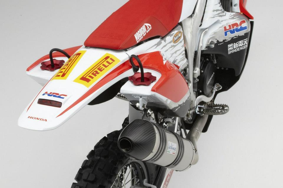 Honda Pioneer Reviews >> Honda Launches Dakar Assault with the New CRF 450 Rally ...