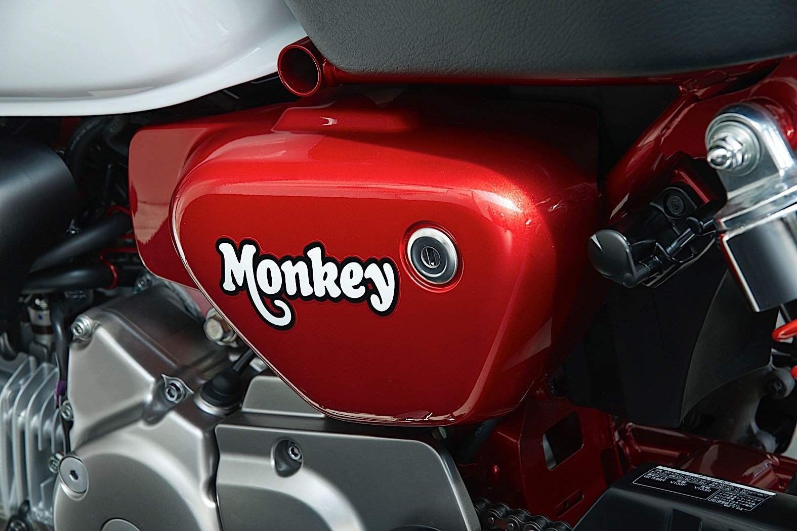 Nick's Monkey Bike | Nick's Skyteam Gorilla Monkey Bike ...