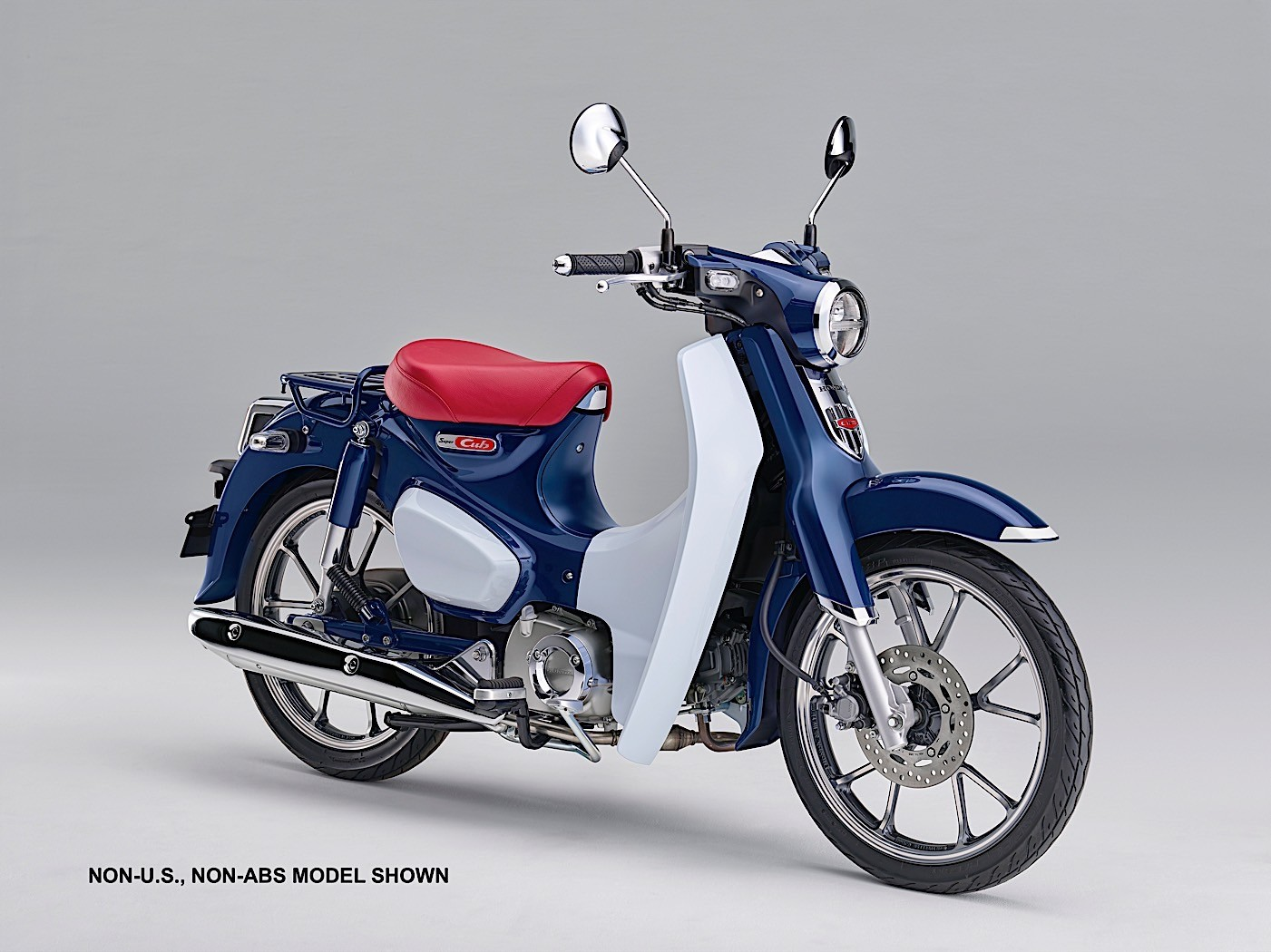 2019 Honda Monkey Super Cub Come To The U S Autoevolution