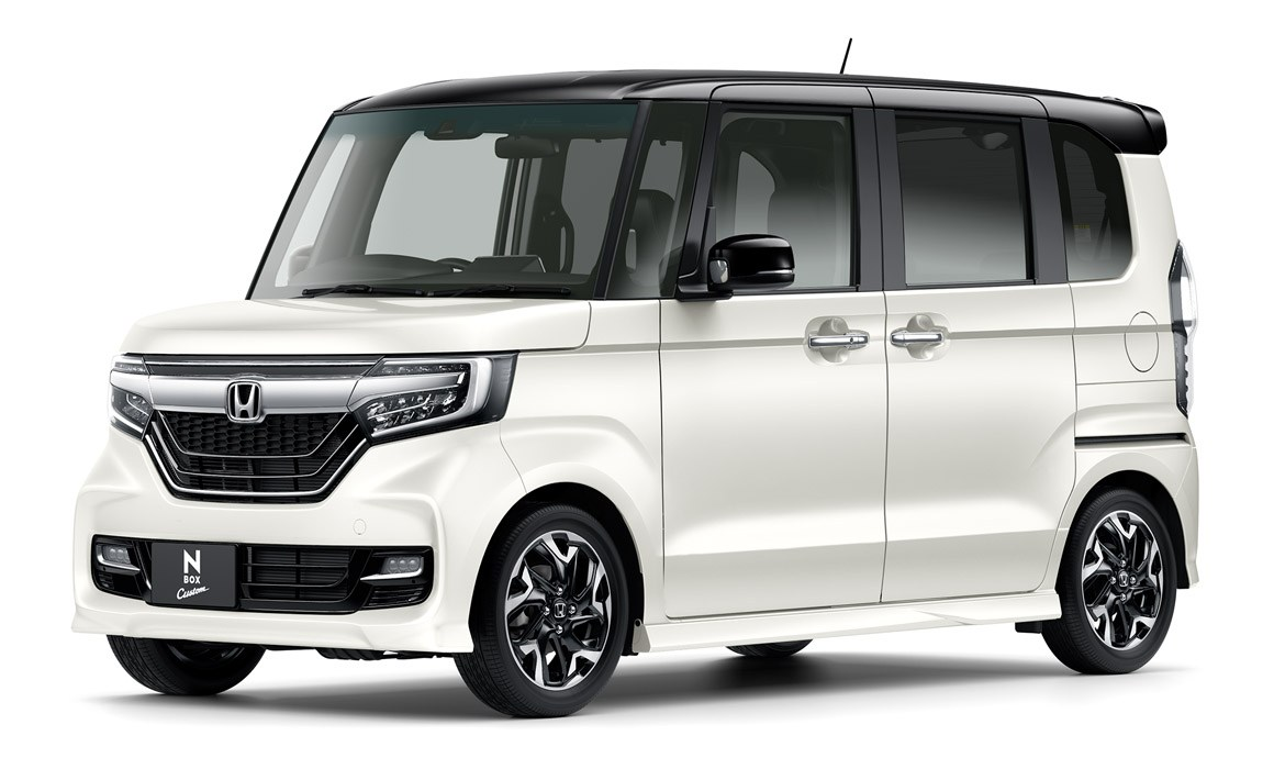 2018 honda n box is an unapologetically boxy kei car for 1 box auto