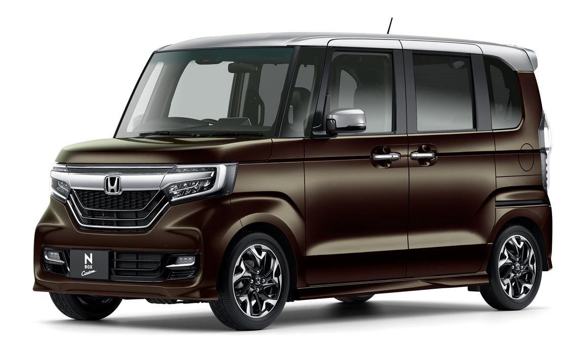 2018 Honda N-Box Is An Unapologetically Boxy Kei Car ...