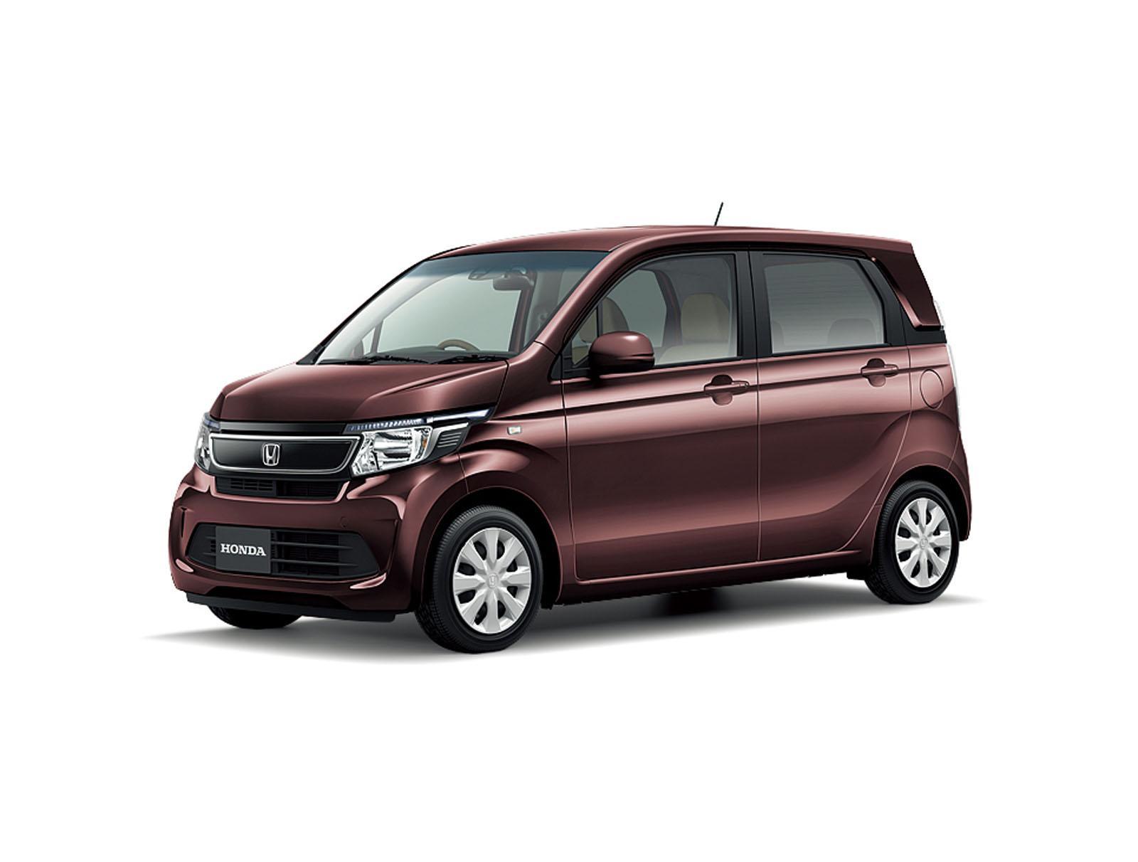 Honda N-WGN Headed for Tokyo 2013 - Photo Gallery - autoevolution