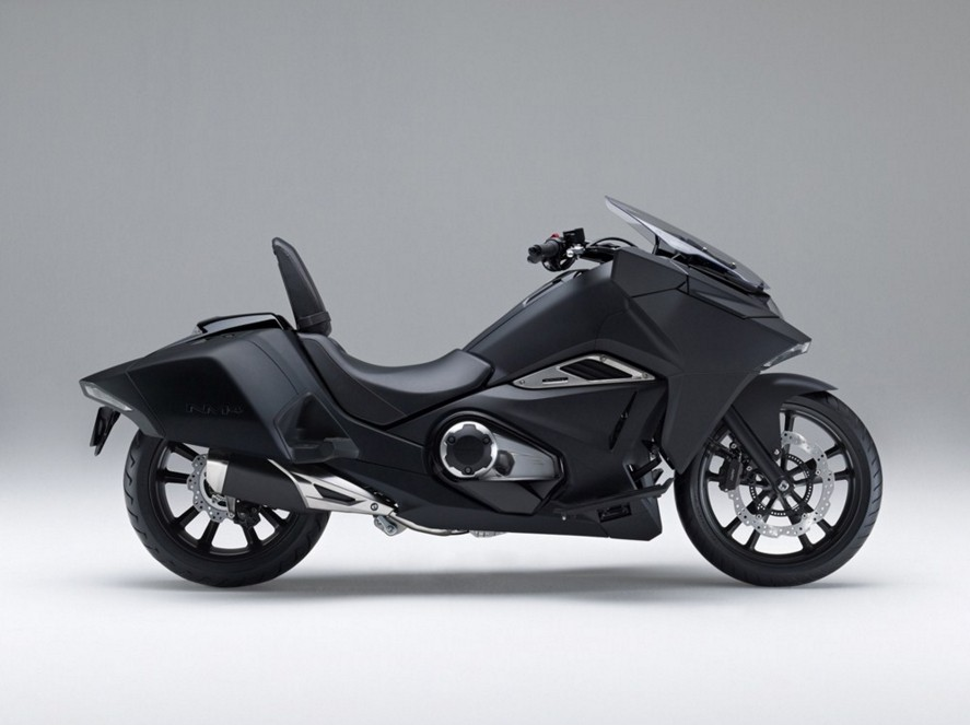 Honda NM4 Vultus Receives Automotive Color Options - autoevolution