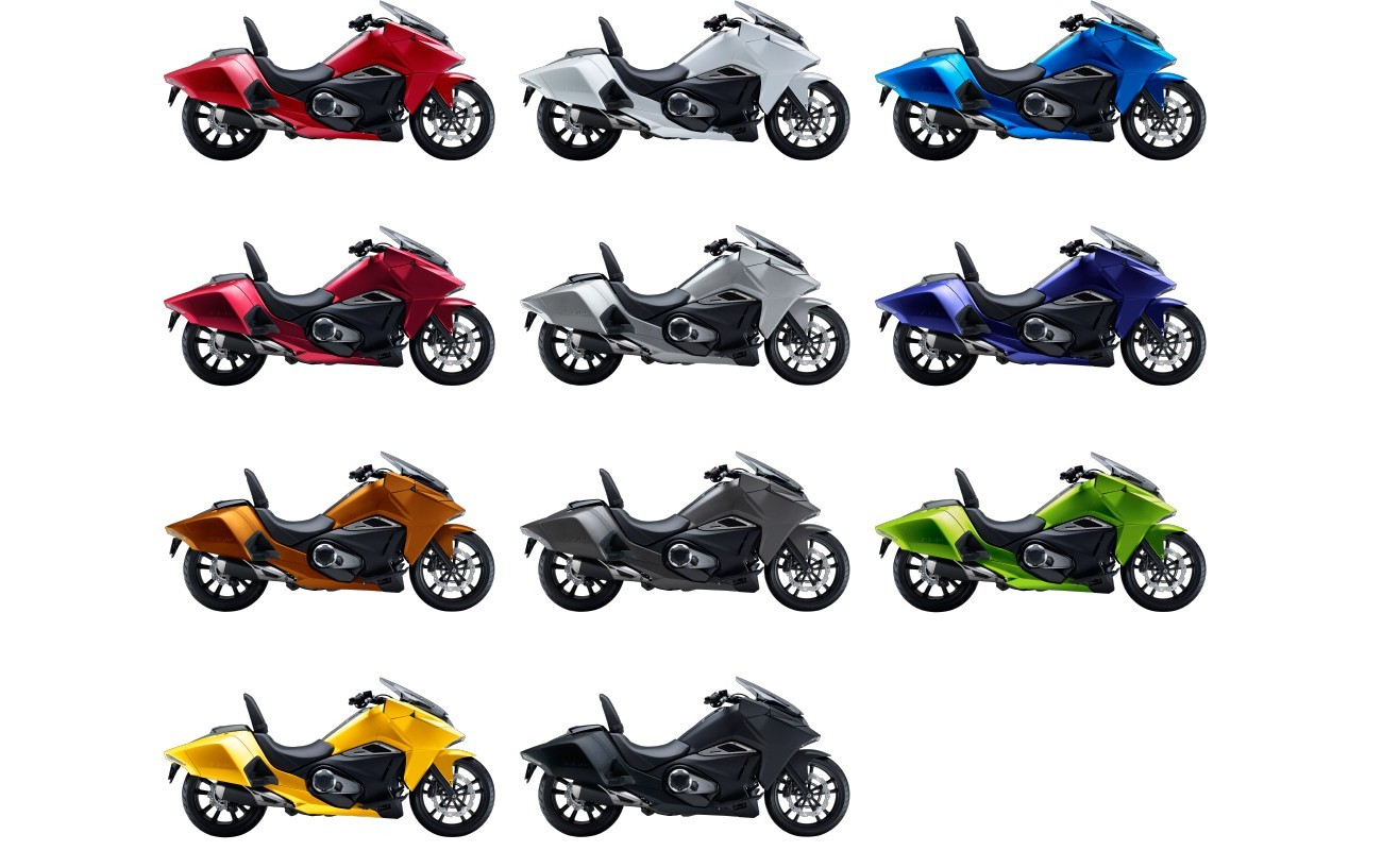 Honda NM4 Vultus Receives Automotive Color Options ...