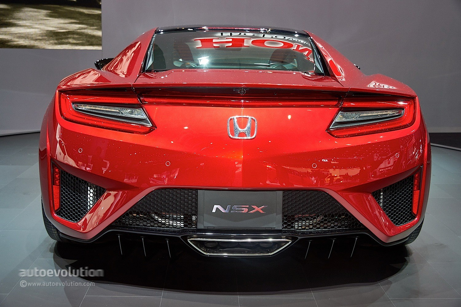 Difference Between Civic And Accord >> Honda NSX Reborn as a Hybrid Supercar at Geneva 2015 - Video, Live Photos - autoevolution
