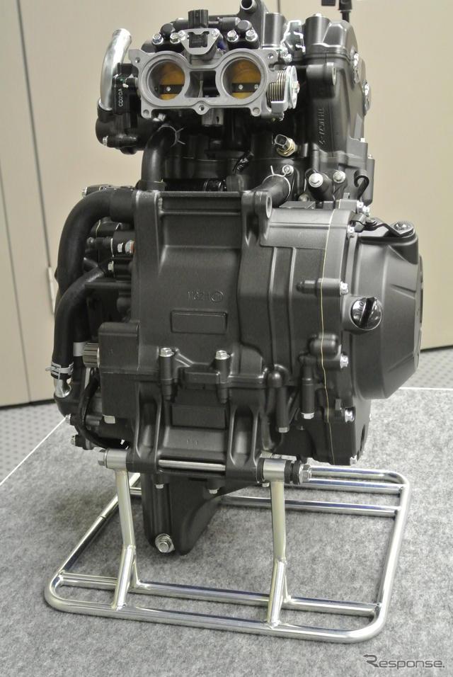 Honda Offers a New 400cc Engine - autoevolution