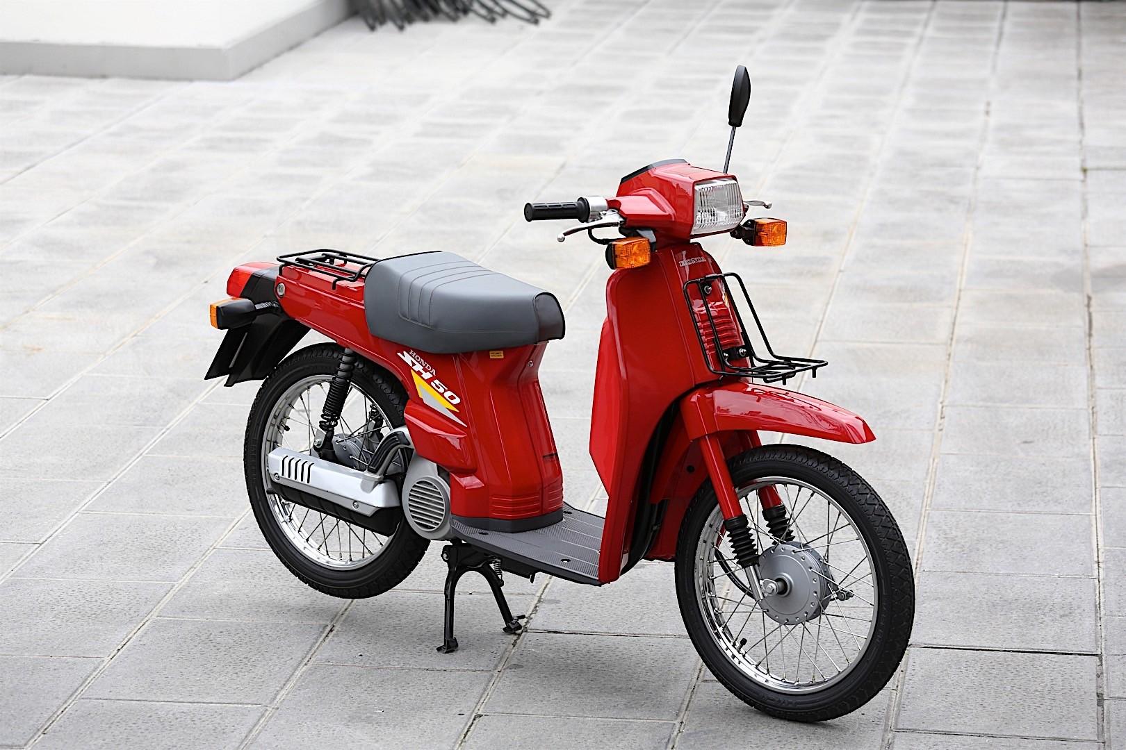2017 Honda SH125 1984 SH50