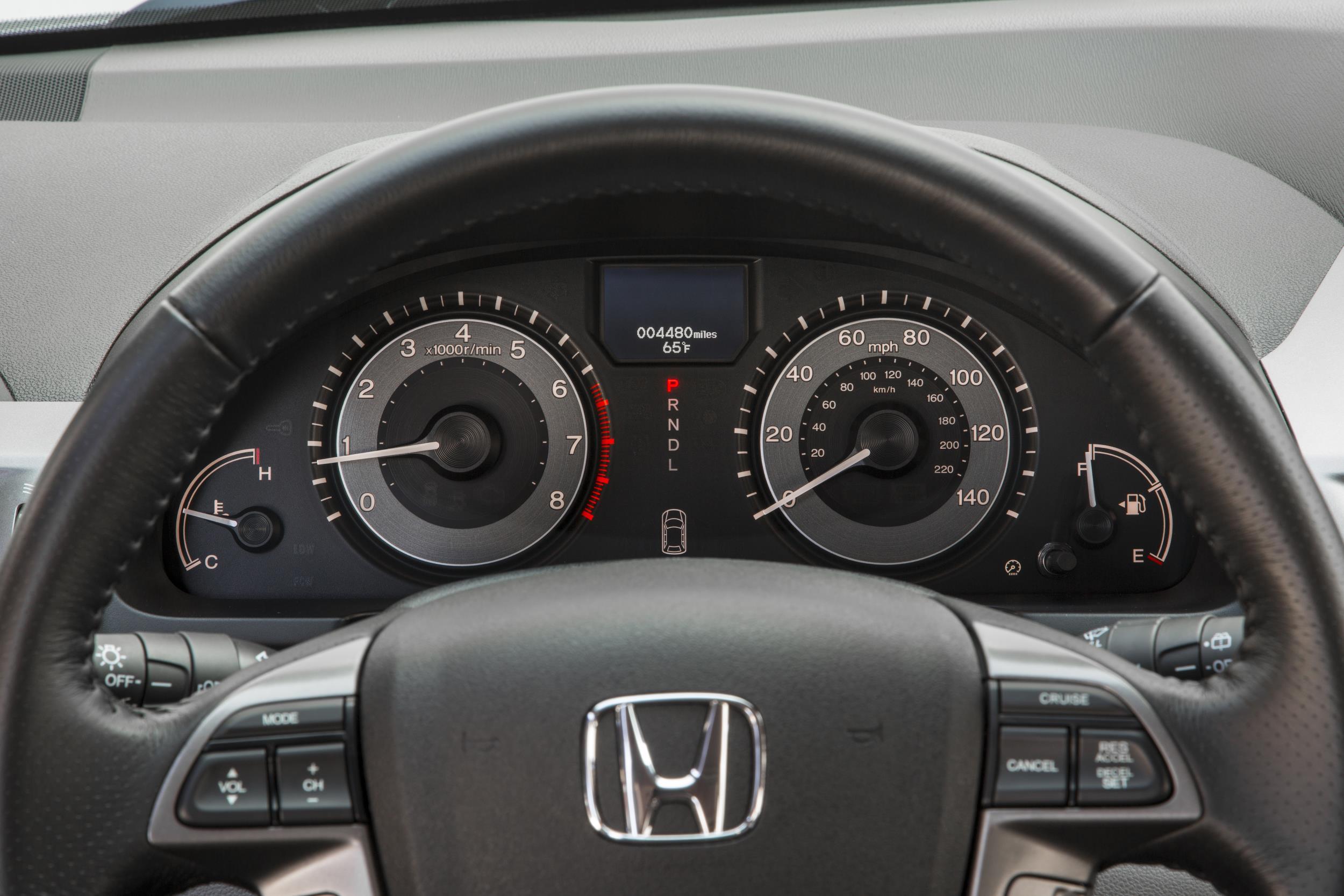 Honda Recalls 633,753 Odyssey Minivans Over Second Row