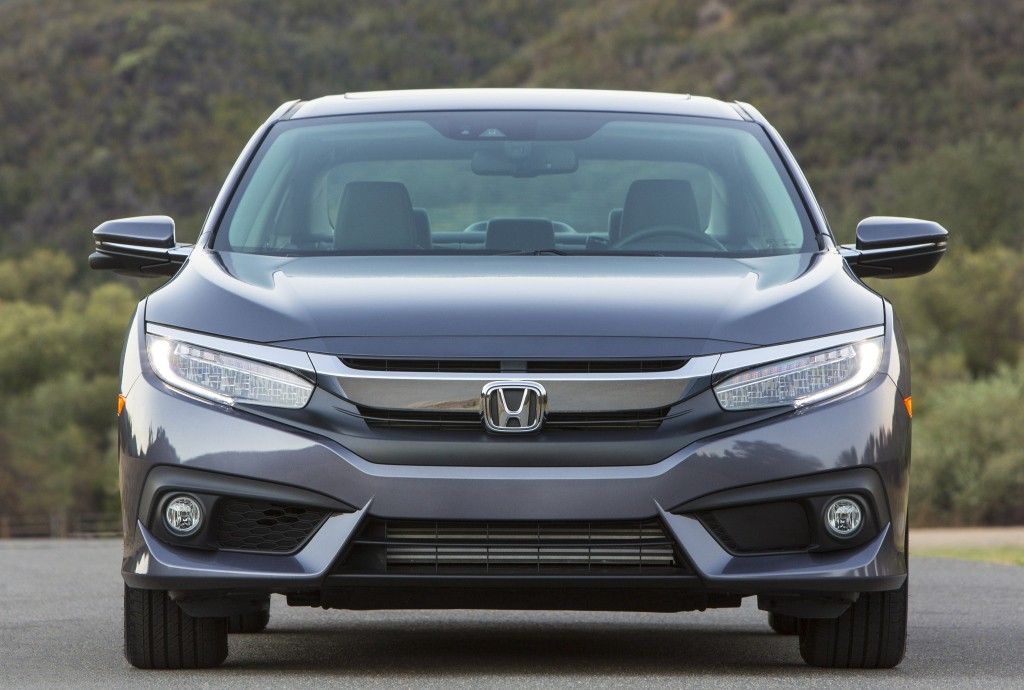 honda recalls civic in the united states 350 000 vehicles. Black Bedroom Furniture Sets. Home Design Ideas