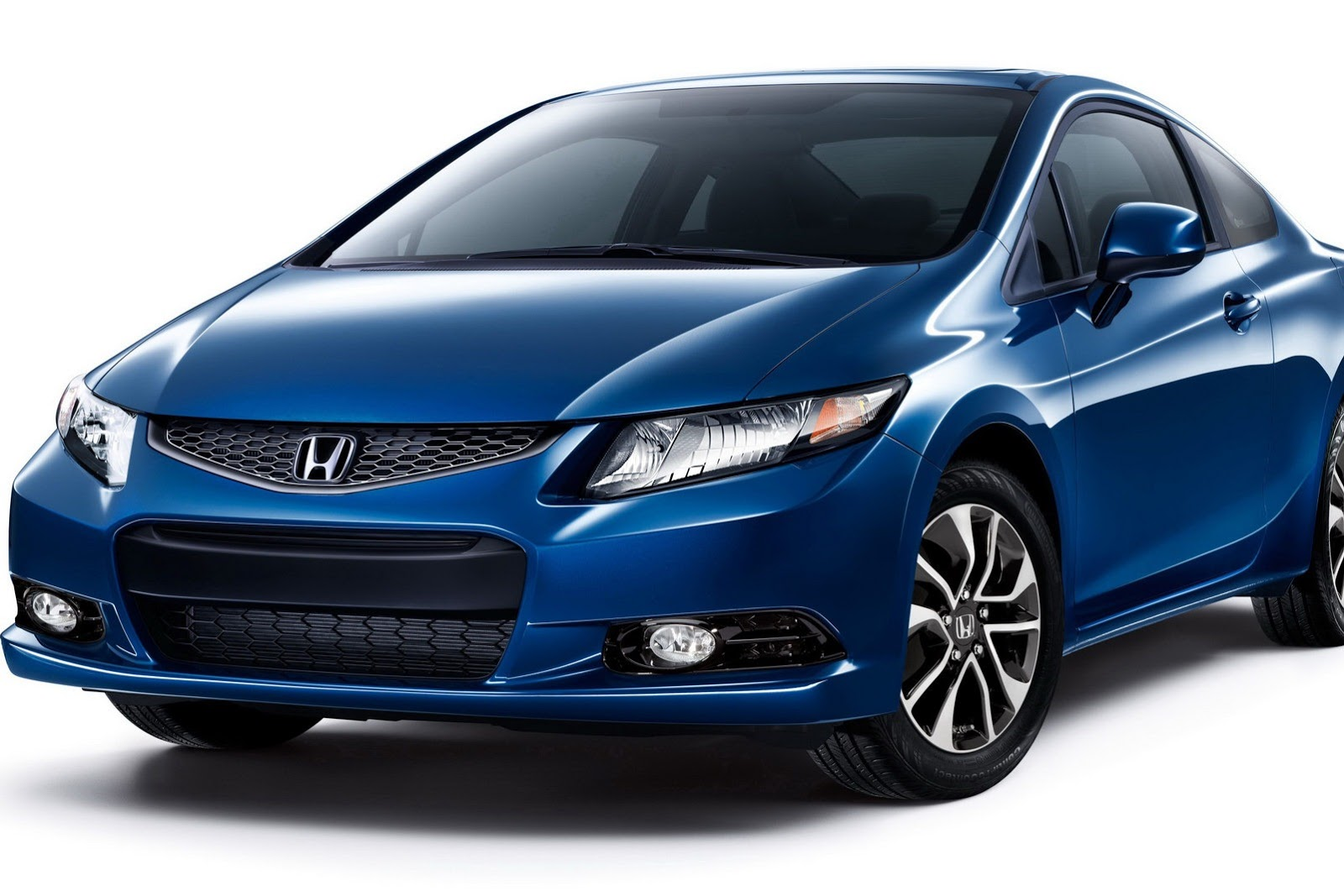 Honda Refreshes Civic For 2013 With New Grille And Added