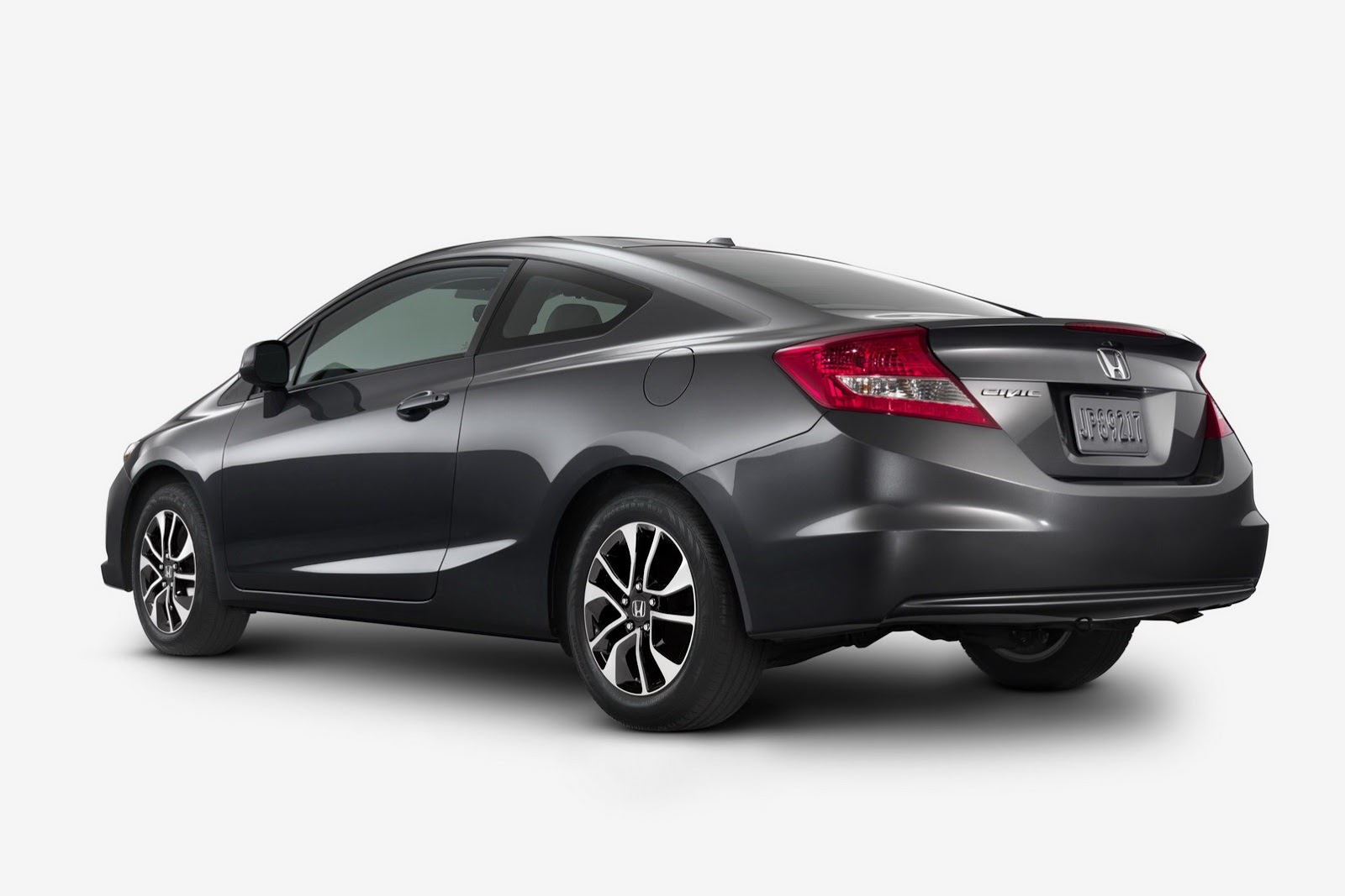 honda refreshes civic for 2013 with new grille and added kit photo gallery autoevolution. Black Bedroom Furniture Sets. Home Design Ideas
