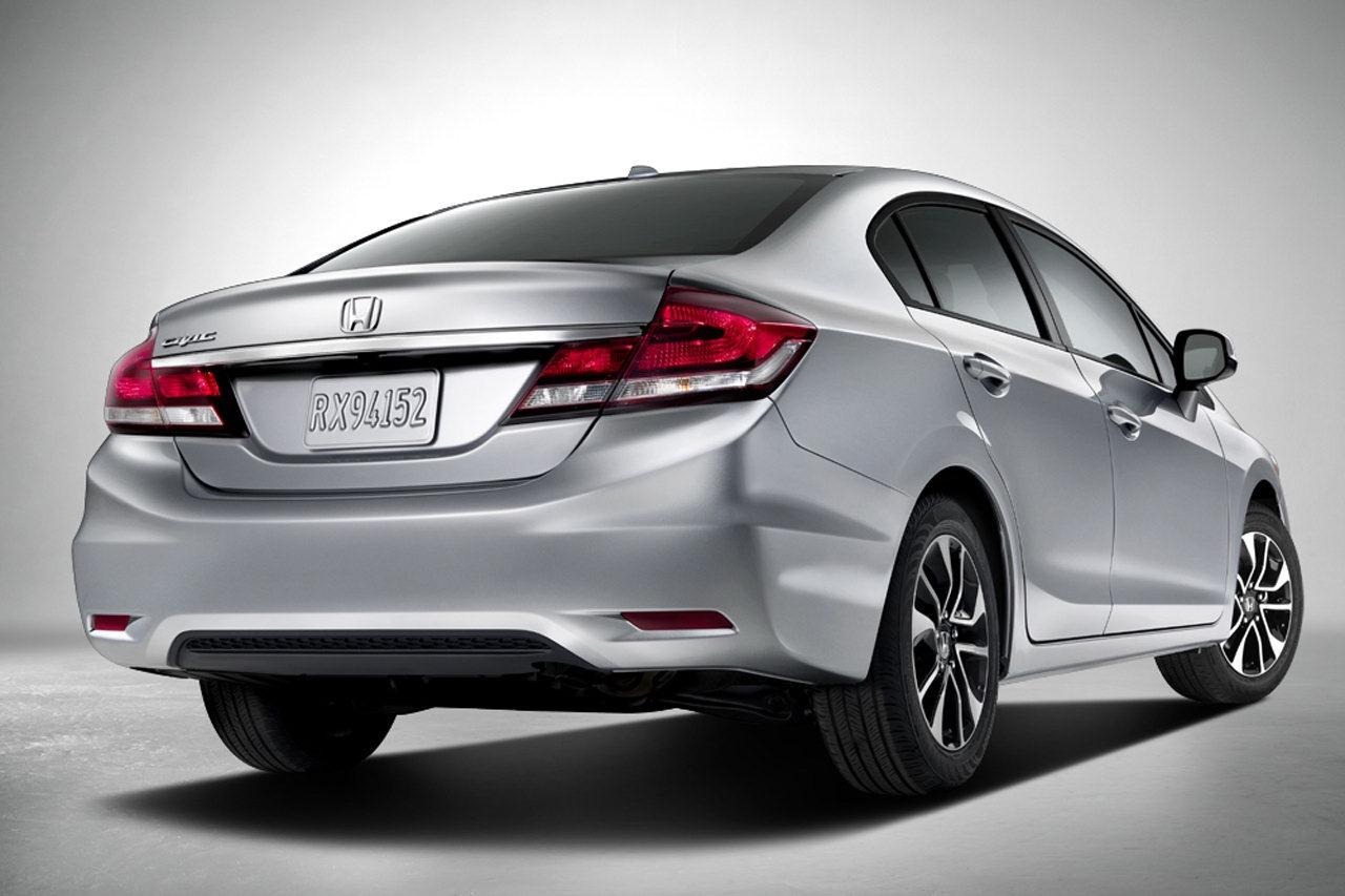Honda Reveals 2013 Civic Interior, Si Sports Edition ...