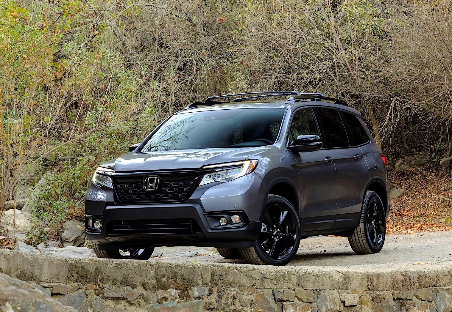 Precision Auto Sales >> Honda Reveals All American Passport SUV - autoevolution