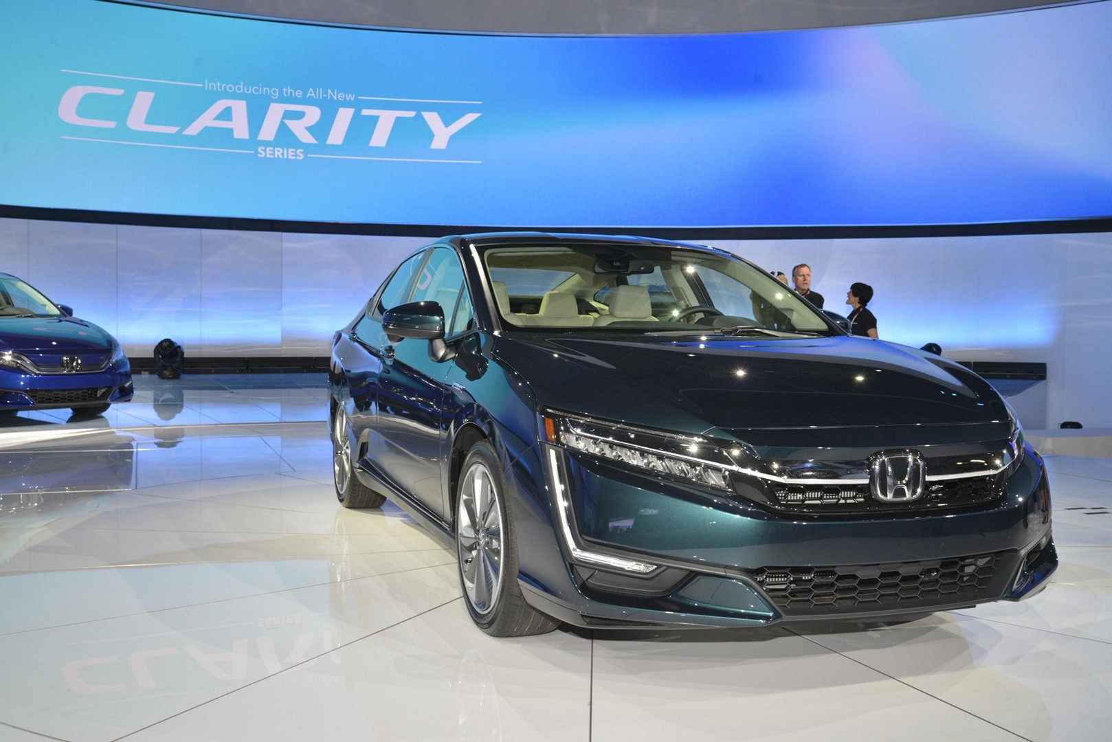 Honda clarity phev and electric honda clarity phev and electric
