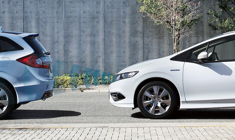 2017 Honda Jade Hybrid