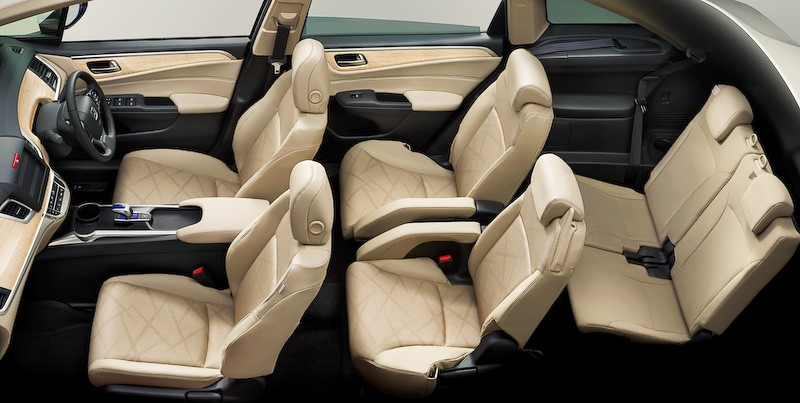 2014 Honda Accord 2014 Honda Accord Honda Reveals New Jade Hybrid 6-Seater in Japan - autoevolution