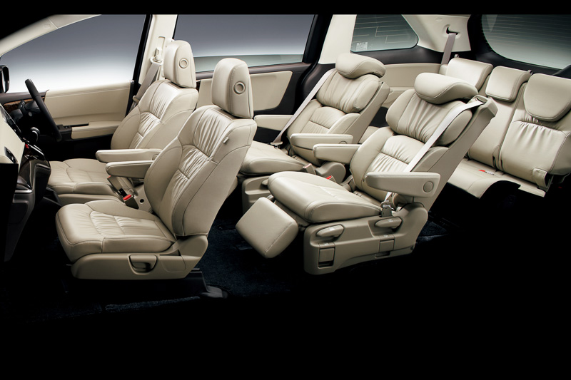 ... 2014 Honda Odyssey For Japan ...