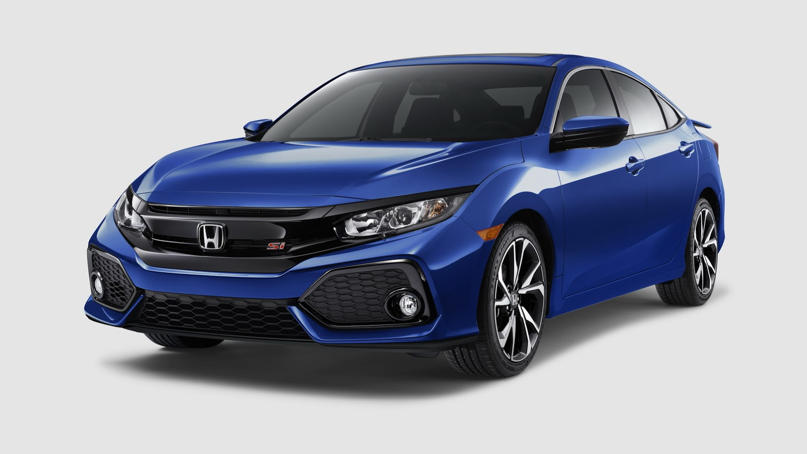 Honda reveals 205 hp civic si sedan and coupe with 1 5l for Si honda civic