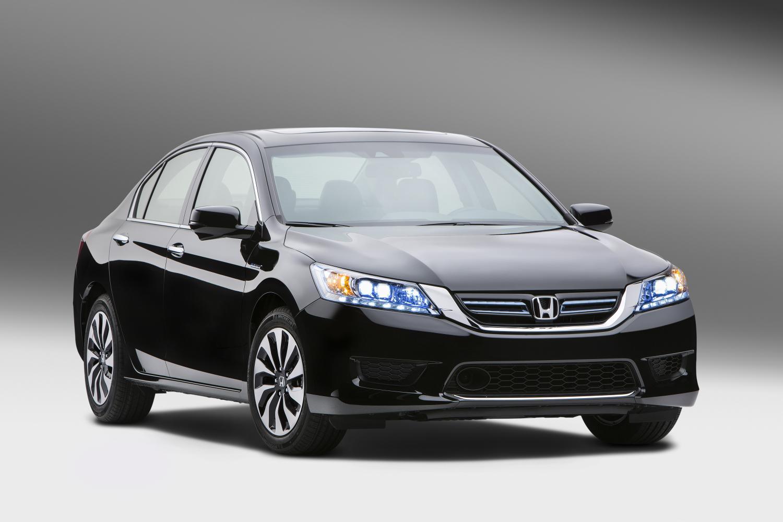 Honda Reveals Us Market 2014 Accord Hybrid Autoevolution