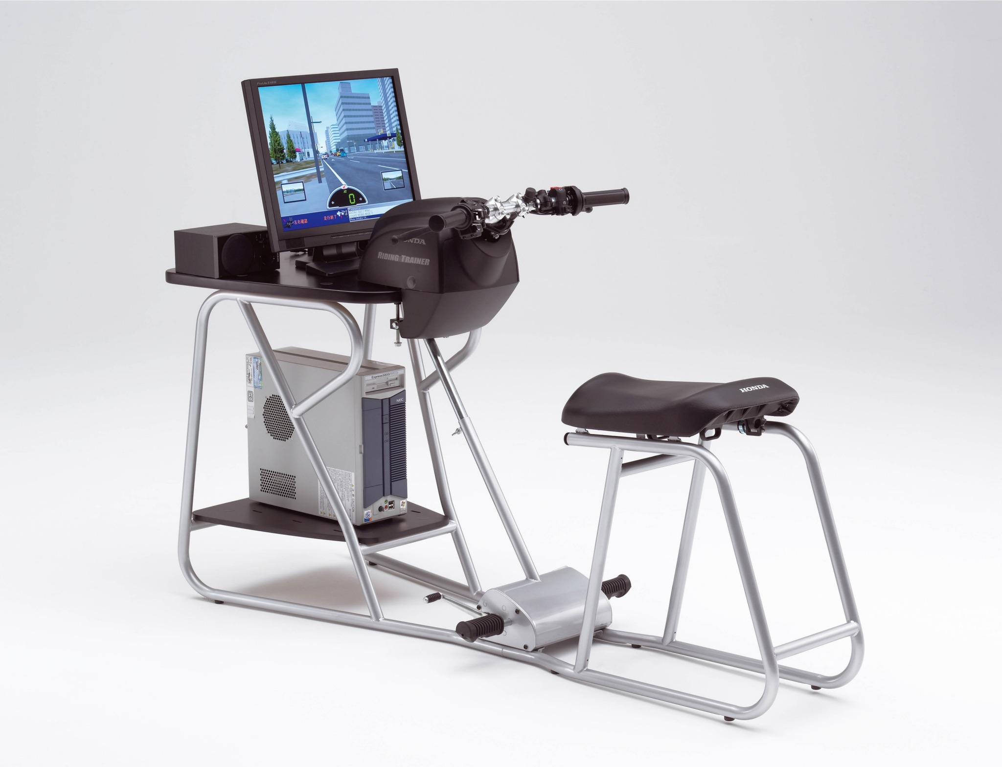 Honda Riding Trainer Updated 15 Bikes Abs And Cbs