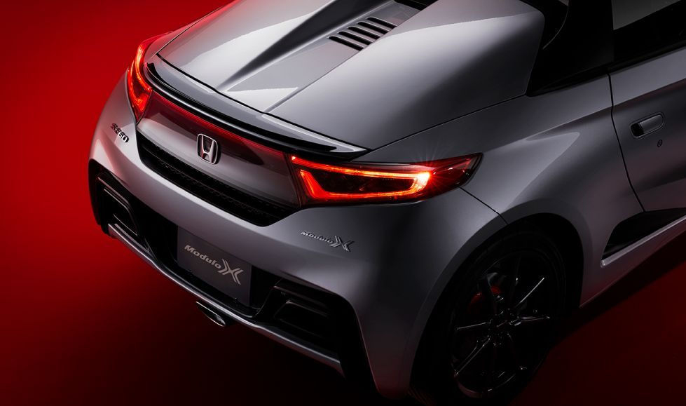 Honda S660 Gets Modulo X Package In Japan Autoevolution